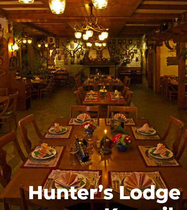 "Hotel Hunter's Lodge ""Kamnik"""