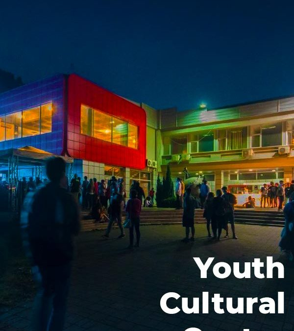 Youth Cultural Center Skopje