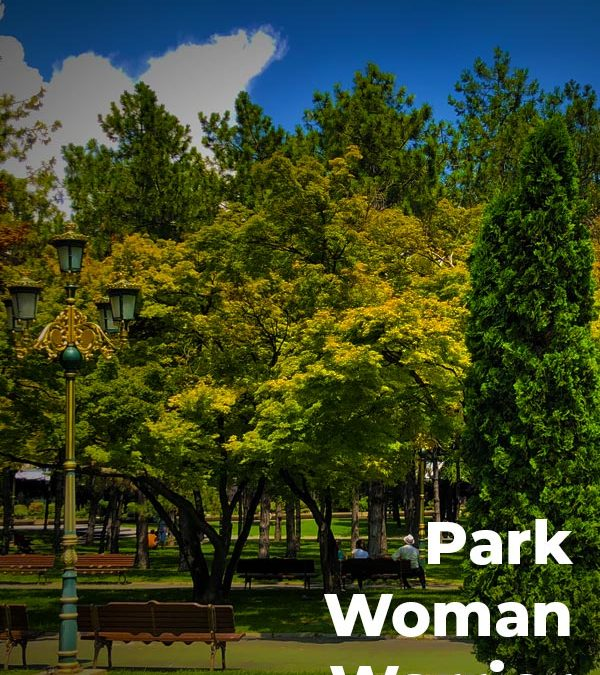 Park Woman Warrior